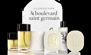 34 boulevard Saint Germain Diptyque