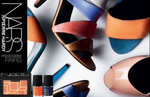 Collection Pierre Hardy pour Nars visuel