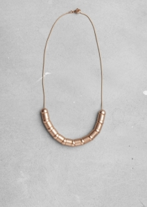 FMF BRASS NECKLACE