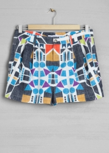 FMF COTTON SHORTS
