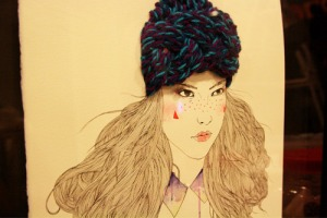 Izziyana Suhaimi cap