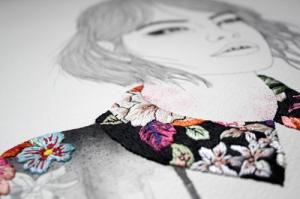Izziyana Suhaimi collar
