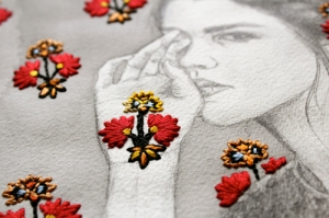 Izziyana Suhaimi hand