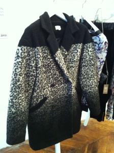 Monoprix x Gat Rimon coat
