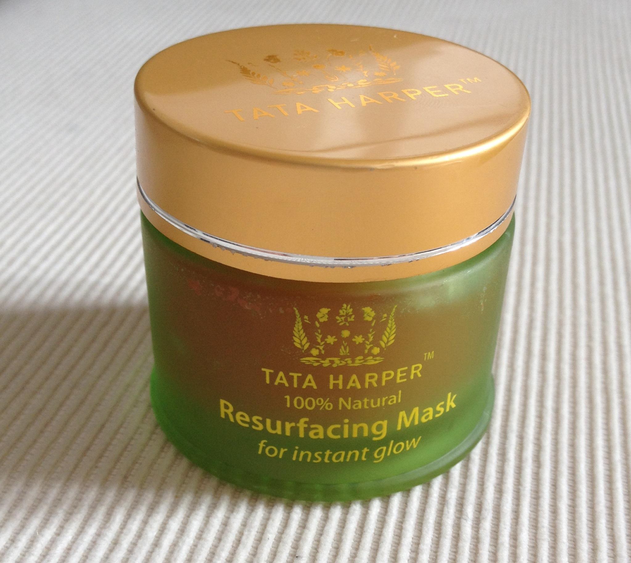 tata harper resurfacing mask how to use