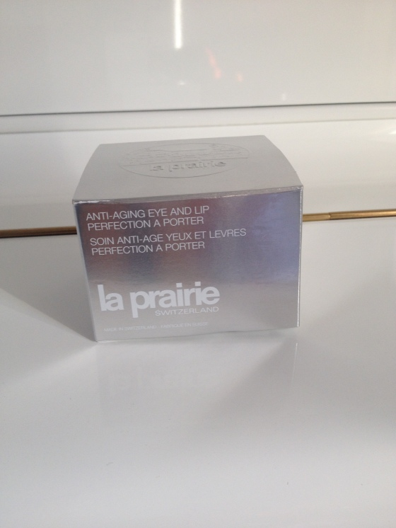 La Prairie Anti-Aging Eye and Lip Perfection à Porter (3)