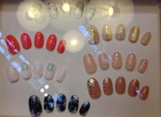Le-Japon-Le-Bon-Marche-nail-art-uka-japan